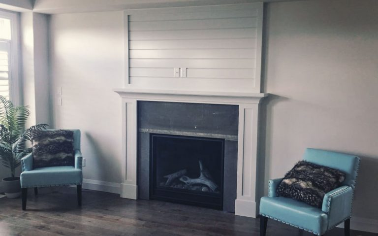 Mantels and Surrounds